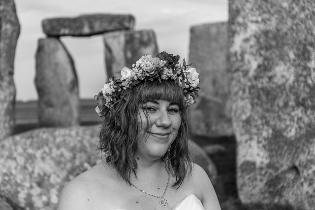 Stonehenge Wedding